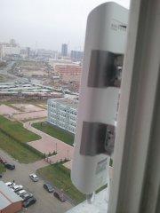 Беспроводное соединение на 333 метра, 200 Мбит/сек