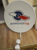 Самостоятельная настройка спутниковой антенны на НТВ плюс и Триколор
