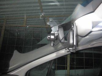 Установка видеорегистратора в Peugeot 308