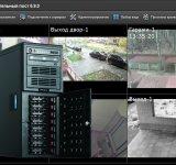 Система IP видеонаблюдения для подъезда